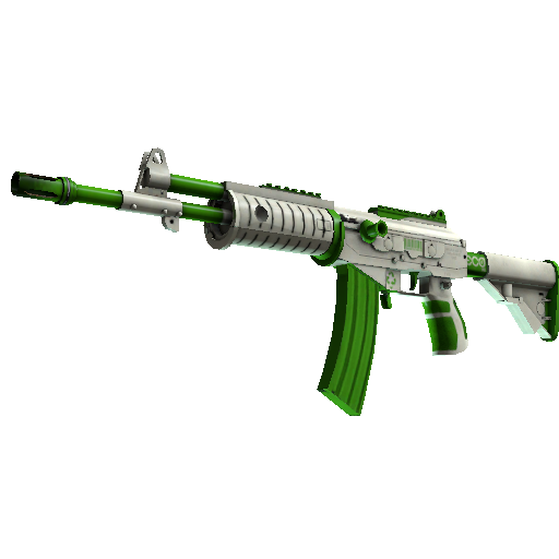 StatTrak™ Galil AR | Eco (Field Tested)