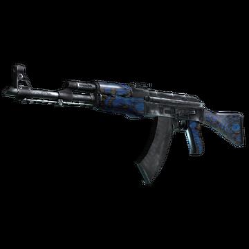 Win AK-47   Blue Laminate (Factory New)
