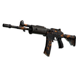Galil AR | Orange DDPAT (Minimal Wear)