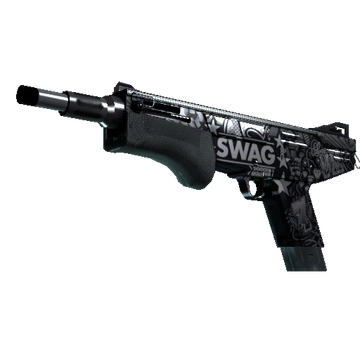 StatTrak™ MAG-7 | SWAG-7 (Minimal Wear)