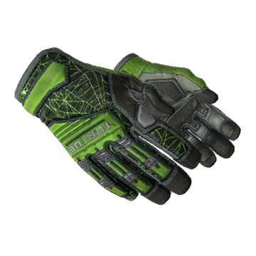 ★ Specialist Gloves | Emerald Web (Field Tested)