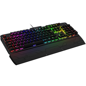 Win Lioncast LK300 RGB Gaming Keyboard