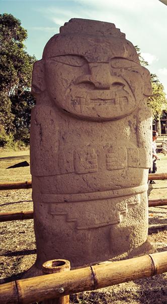 explora aventura arqueologica PARQUE ARQUEOLÓGICO DE SAN AGUSTÍN