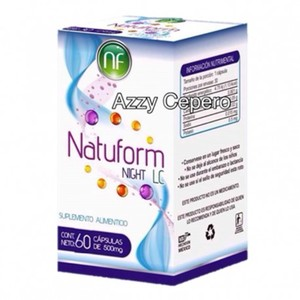 Natuform lc night 60