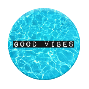 Good vibes single front grande