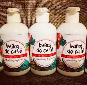 Shampoo ba%c3%b1os de caf%c3%a9