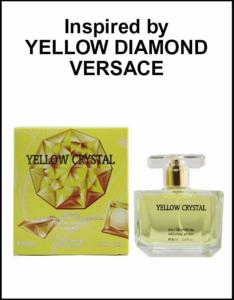 Yellow crystal