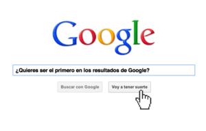 Seo el primero en google1