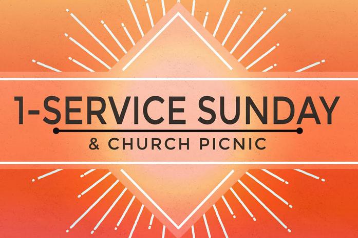 One-Service Sunday & Picnic