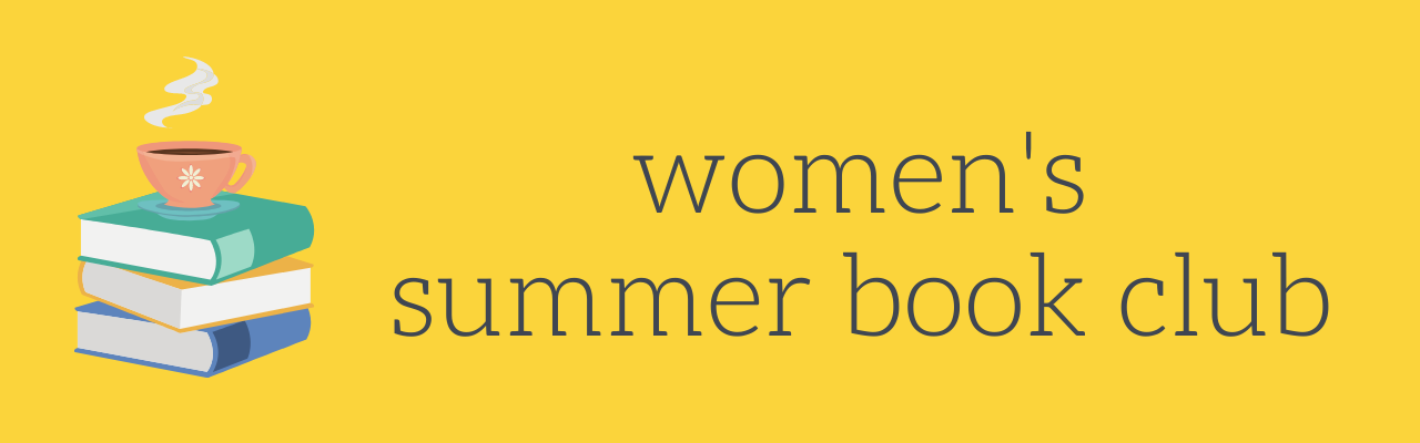 2021 women's summer book club sign-ups