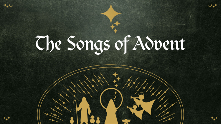 The Songs of Advent Sermon Series