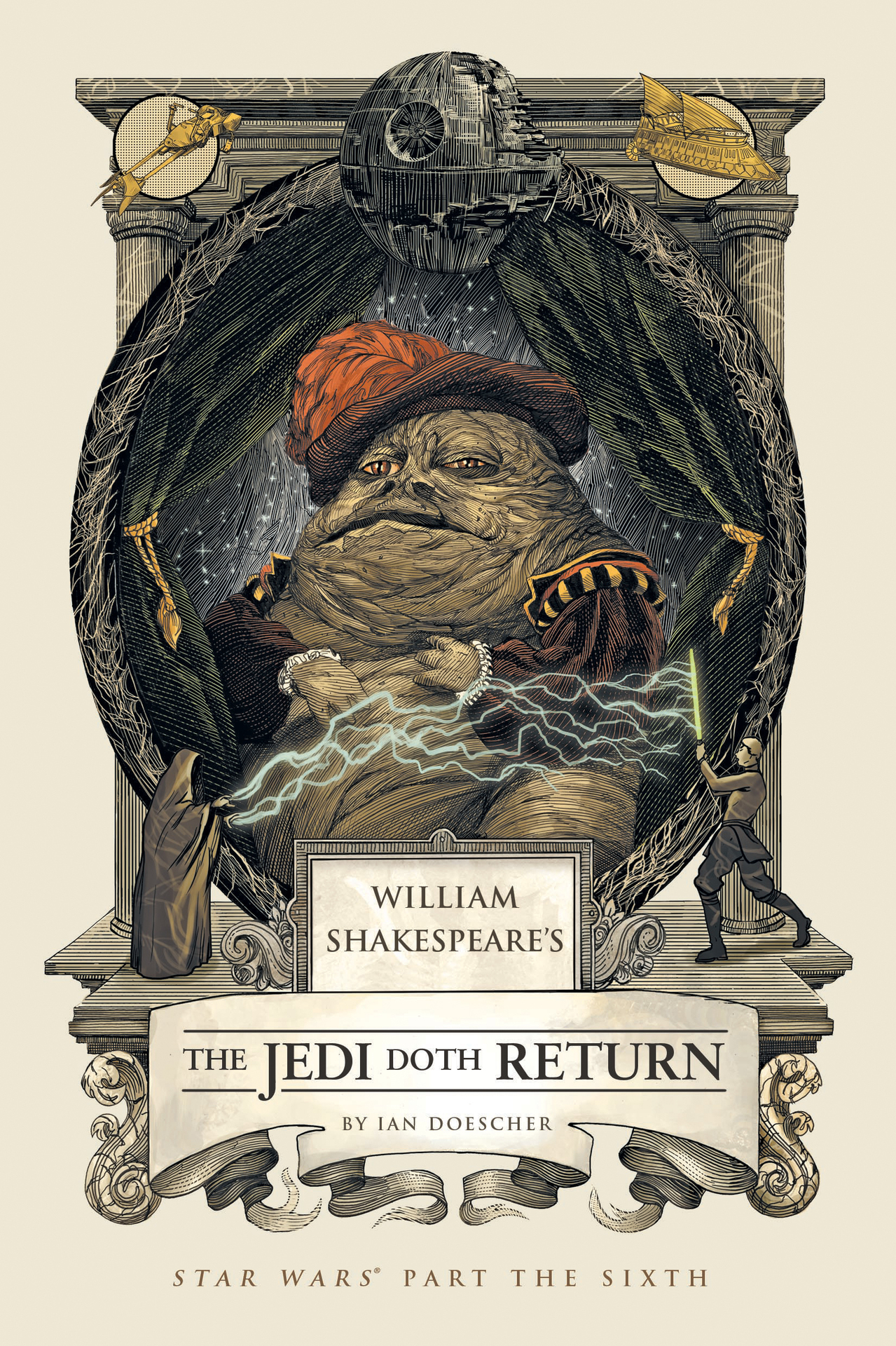 The Jedi Doth Return