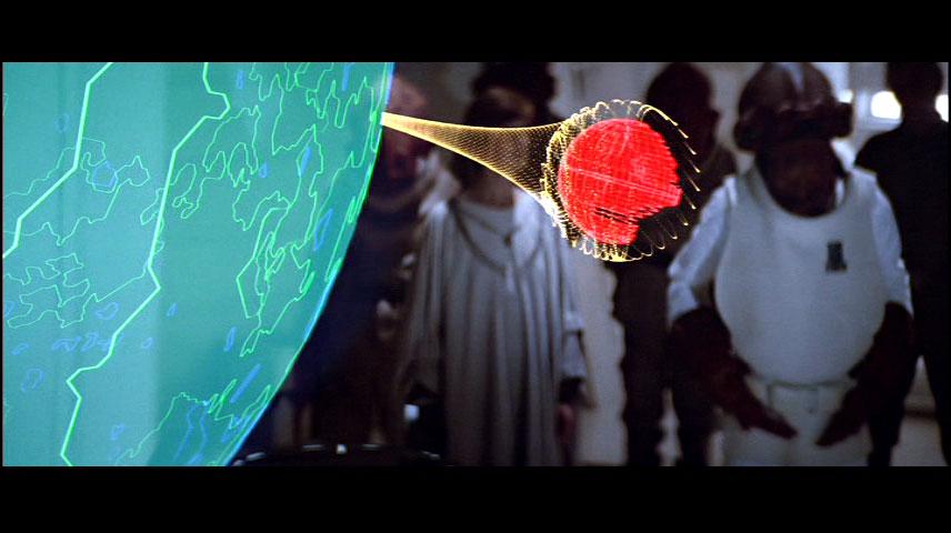 The Shield Diagram