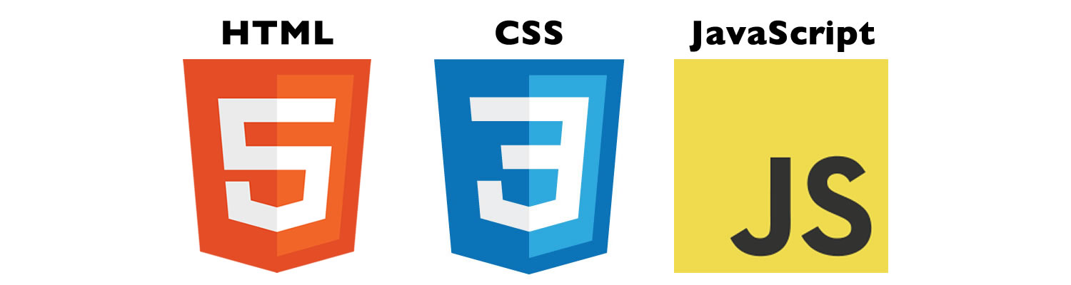 HTML, CSS, and JS