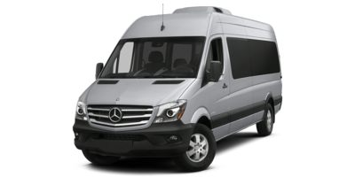 Mercedes-Benz Fourgons Passagers Sprinter 2016