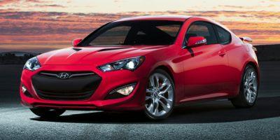 Hyundai Coupé Genesis 2016