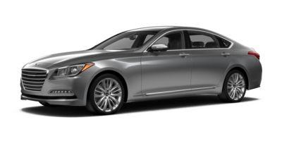Hyundai Berline Genesis 2016