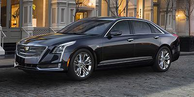 Cadillac CT6 berline 2017