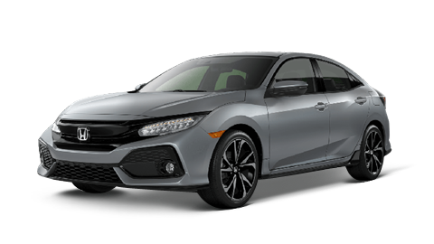 Honda Civic Hayon 2017