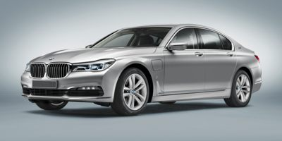 BMW Série 7 2018
