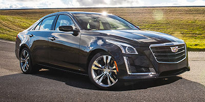 Cadillac Berline CTS 2018