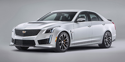Cadillac Berline CTS-V 2018