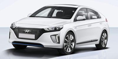Hyundai Ioniq hybride 2017