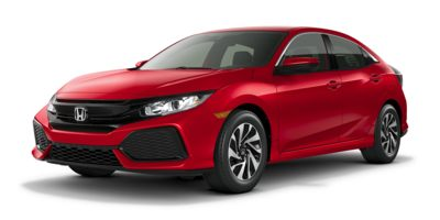 Honda Civic Hayon 2018