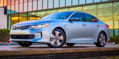 Kia Optima hybride rechargeable 2018