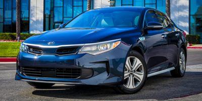 Kia Optima Hybride 2018