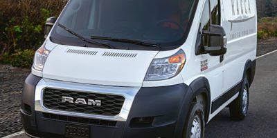 Ram ProMaster fourgonnette utilitaire 2019