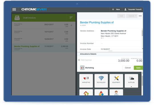 Automated Invoice Processing Invoice Management Software - Work from home invoice processing