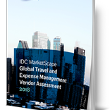 IDC Names Leaders for Global Expense Management