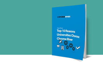 The Top 10 Reasons University Choose Chrome River