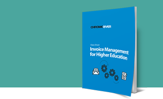 Invoice Management for Higher Education