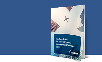 Gartner Market Guide for Travel Expense Management Software