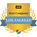 Best Los Angeles Company 2017