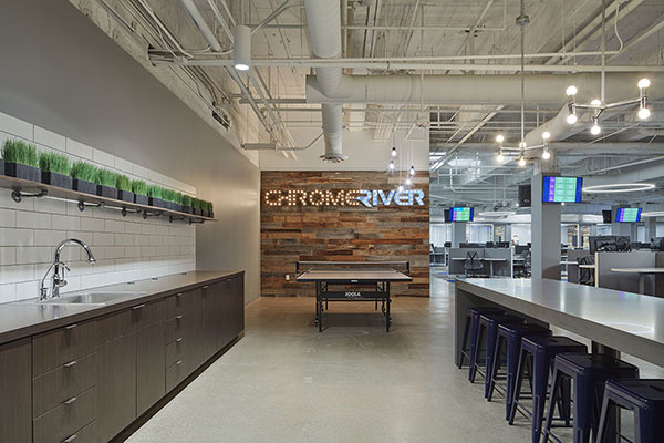 Chrome River office