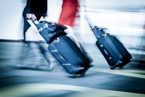 Business Travel Packed with These Top Stressors