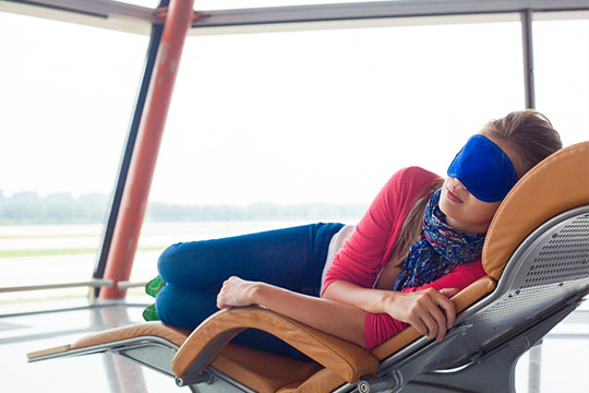 Layover Lullaby: World's Best Airports for Sleep