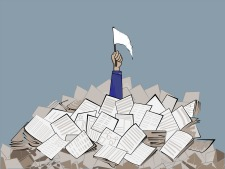 Go Paperless: 5 Reasons to Switch to Electronic Invoice Processing