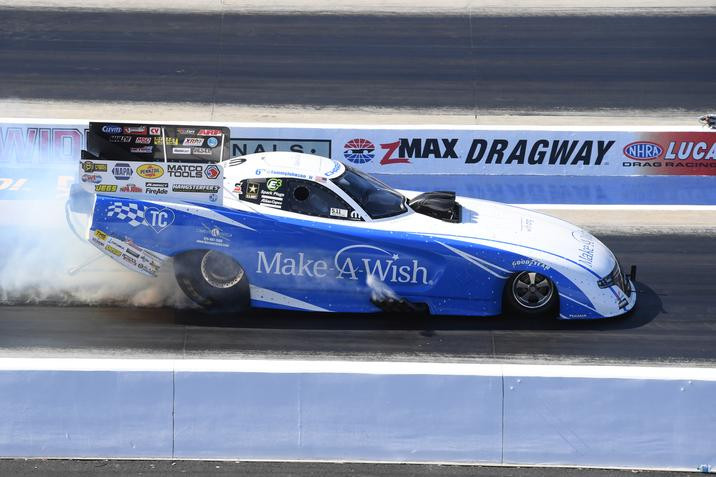 Make-a-Wish Mopar Dodge Charger R T Funny Car of Tommy Johnson 9a6c6795c13d4