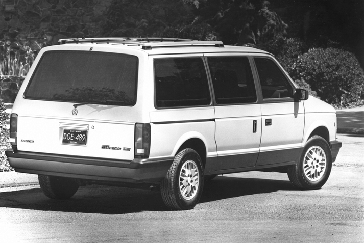 FCA US Media - Minivan Heritage