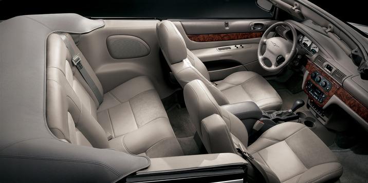 Fca Us Media Chrysler Sebring Convertible