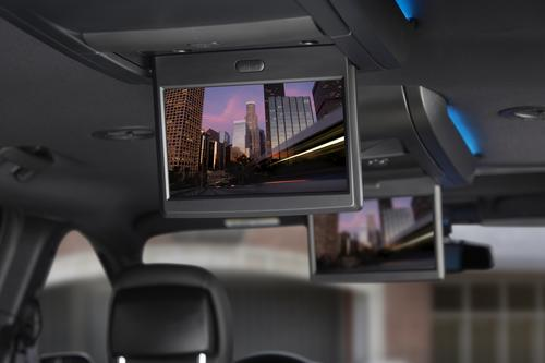2016 chrysler town and country dvd system