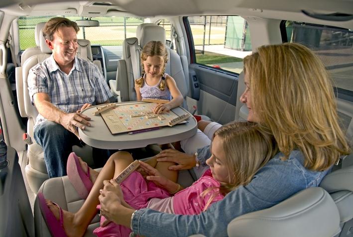 Dodge grand caravan Swivel