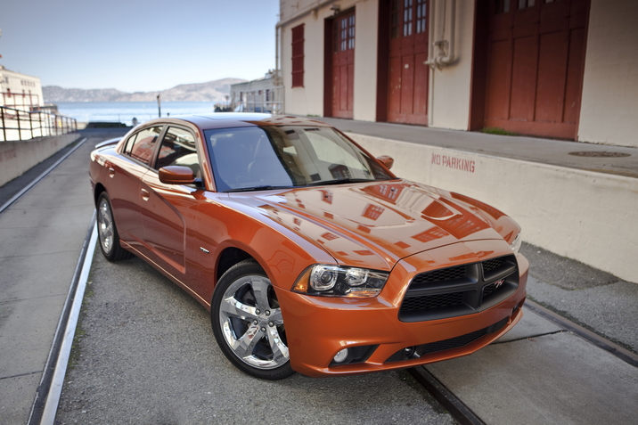 FCA US Media - Dodge Challenger and Charger limited-edition