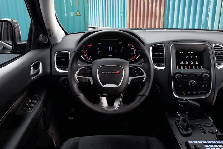 2020 Dodge Durango Interior Suv Pictures Videos More