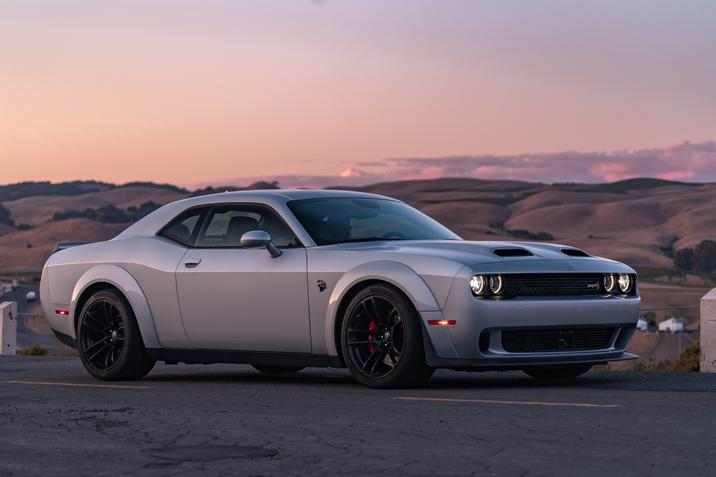 Fca Us Media 2020 Dodge Challenger Srt