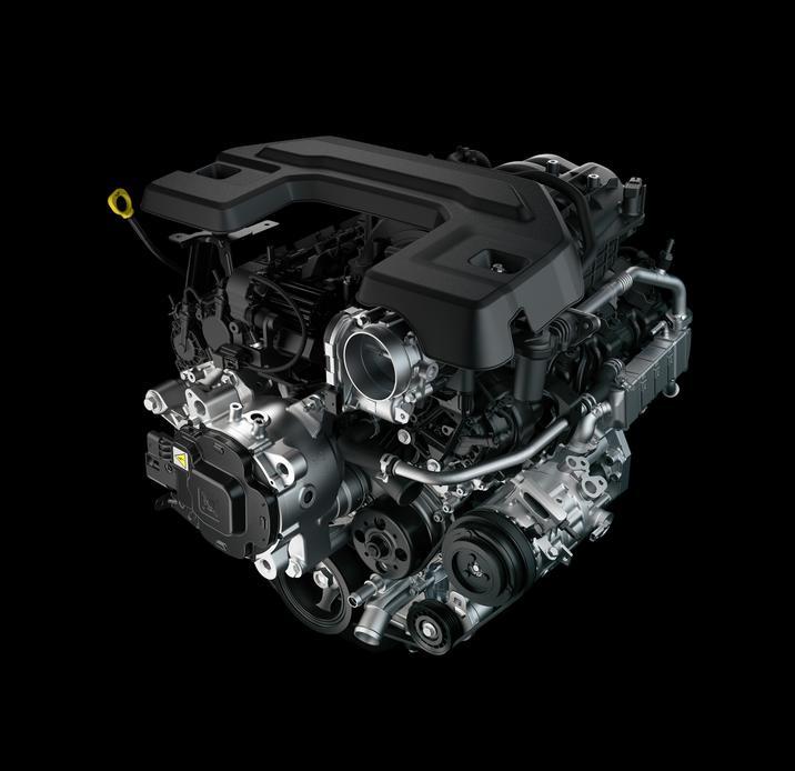 FCA US Media - Engines